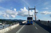 Menyusuri Jembatan Merah Putih, Ikon Baru Pariwisata Ambon