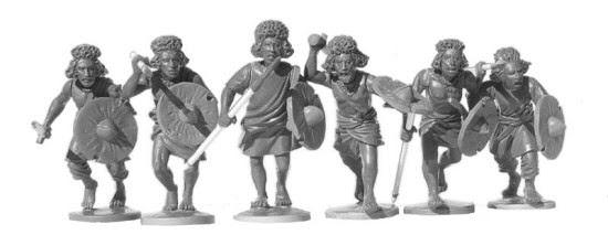 Beja tribesmen