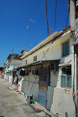 鲤鱼门 - 小巷
