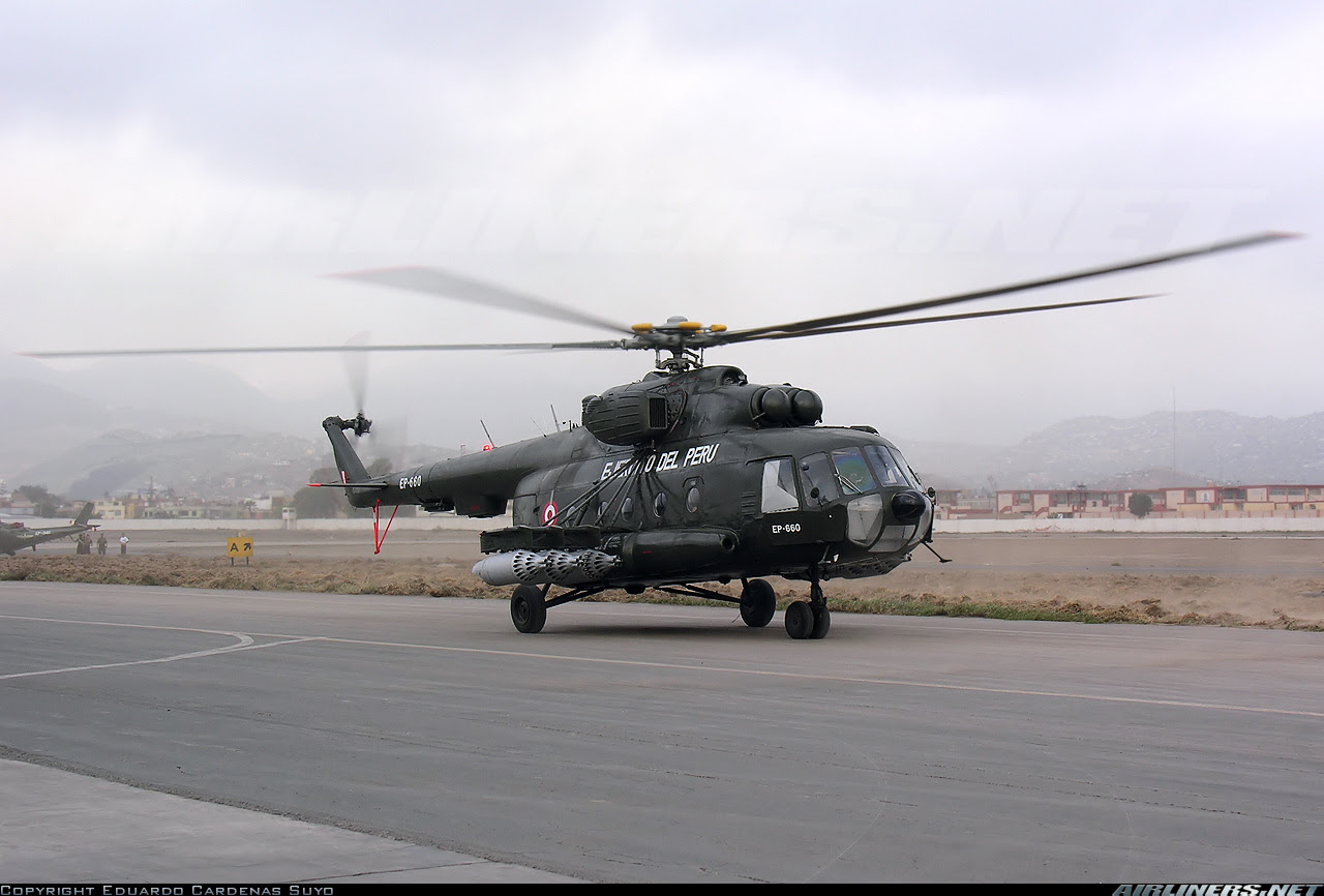 Mil Mi-17 aircraft picture