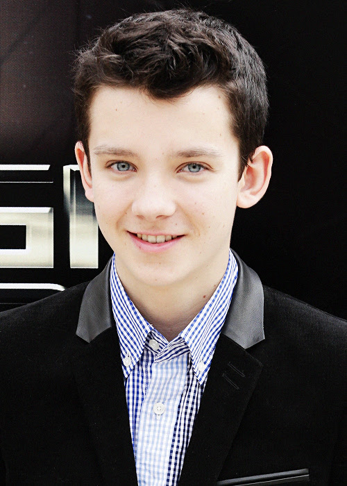 Image result for asa butterfield