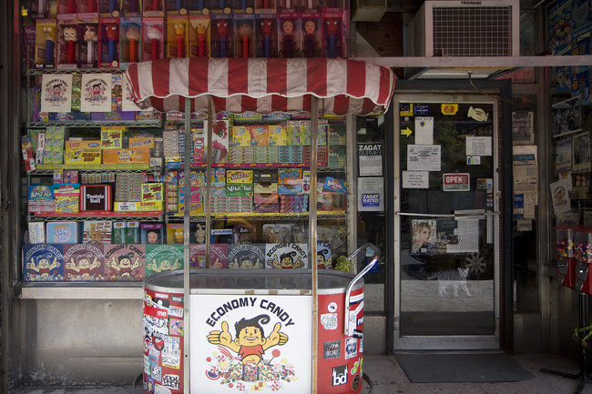 Economy Candy, Lower East Side