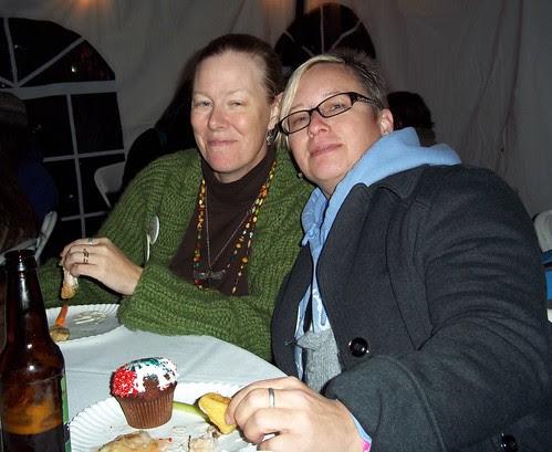 Chris & Lorie @ Rav Party