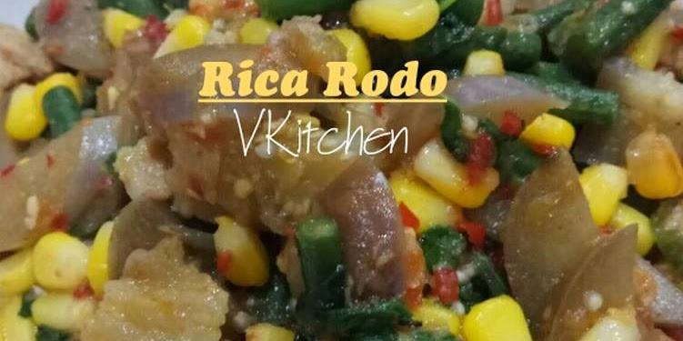 Resep Rica Rodo (Manado) With Tawak (non-halal) Oleh VKitchen