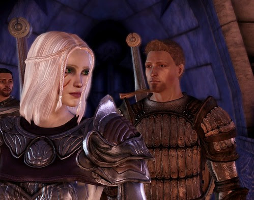 Dragon Age, new character