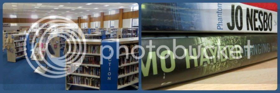 Jimjams - ZIZO #1 - Library & Books