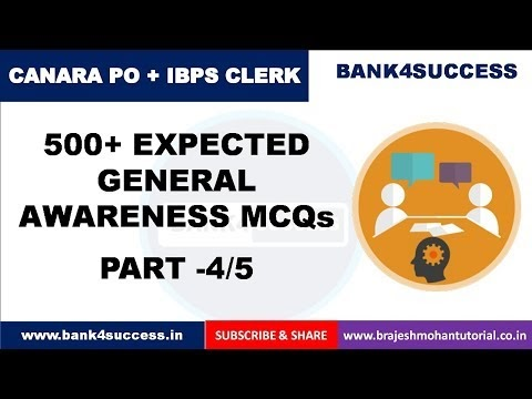 Banking awareness for bank po 2012 pdf