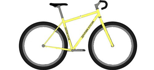 Solitude Cycles design