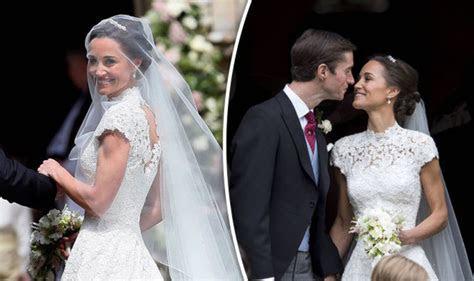 Pippa Middleton wedding shock as best man ?likens bride to