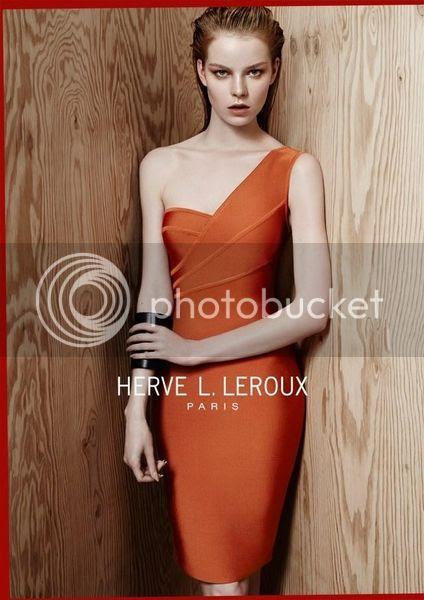 Herve L. Leroux fall winter 2013 campaign