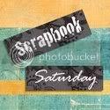 Scrapbook Saturday