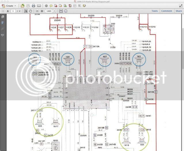 Volvo Wiring Diagram S80 - Complete Wiring Schemas