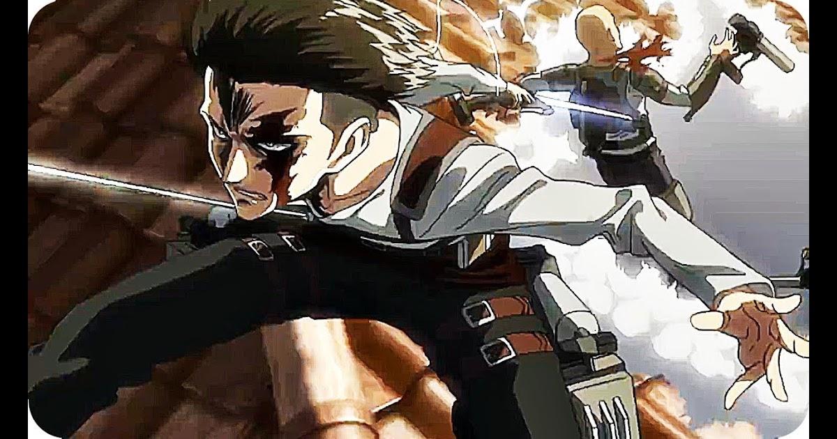 Add Anime Attack On Titan S3