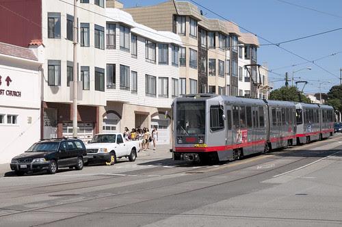 Muni Metro N Line