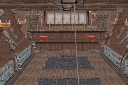 MMD Nethership Arena