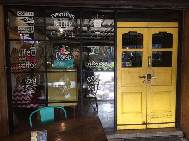 Ketika ngopi tak hanya sekedar minum kopi Bertandang Ke Northfield Coffee, Kedai Kopi Kekinian Untuk Bung yang Tak Suka Keramaian