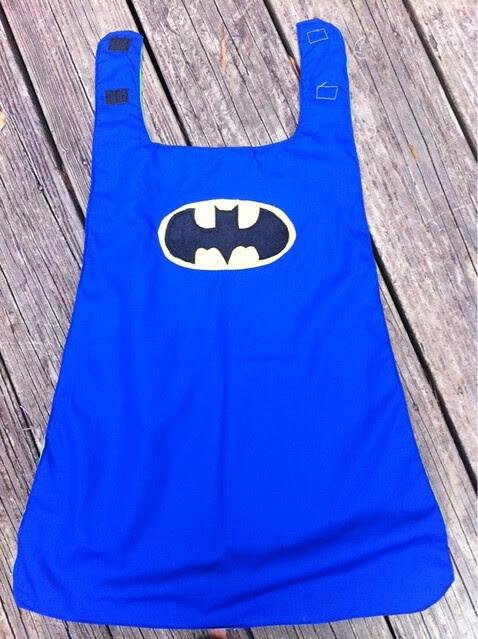 Bat cape!