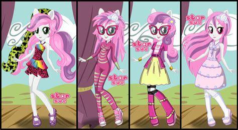 My Little Pony Equestria Girls Wild Rainbow Sweetie Belle