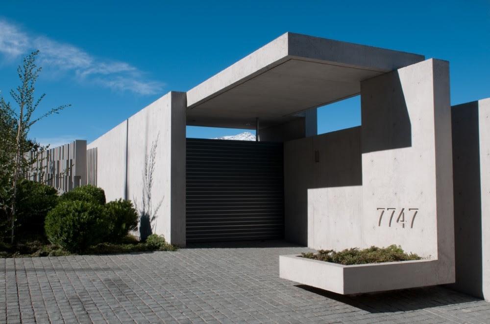 Casa zaror jaime bendersky arquitectos blog y arquitectura for Arquitectura casa