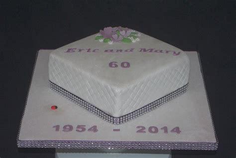 Diamond wedding cake ideas   idea in 2017   Bella wedding