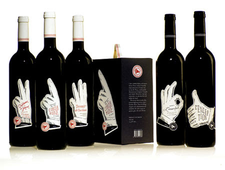 condamine wine packaging