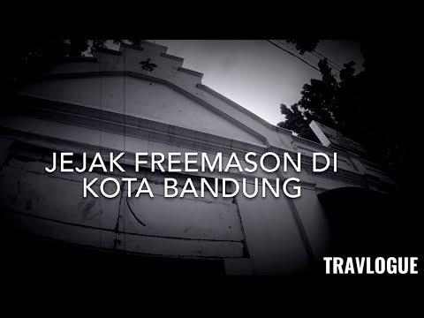 Menyibak Jejak Peninggalan Sejarah Freemason di Kota Bandung