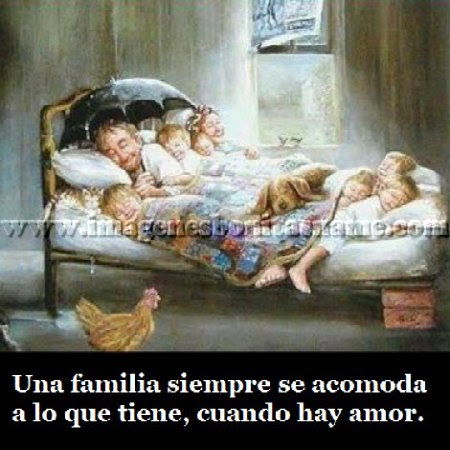 Una Familia Feliz Imagenes Bonitas Frases Bonitas