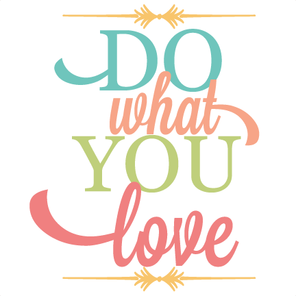 Do What You Love Love What You Do Wall Art