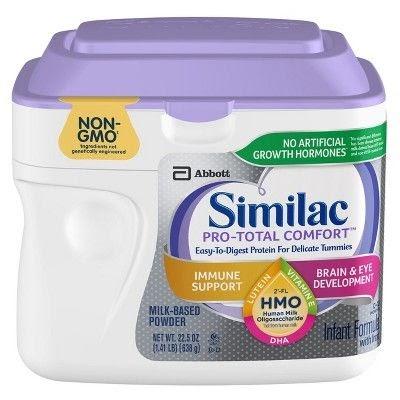 Similac Total Comfort Vs Enfamil Gentlease - HOME DECOR
