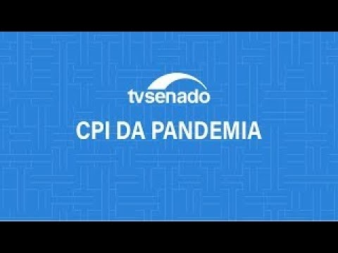 Assista ao vivo depoimento de Mayra na CPI da Pandemia