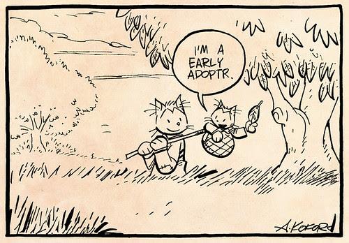 Laugh-Out-Loud Cats #2068 by Ape Lad