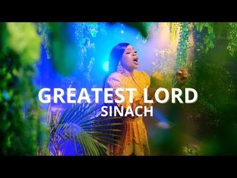 Sinach - Greatest Lord (Lyrics)