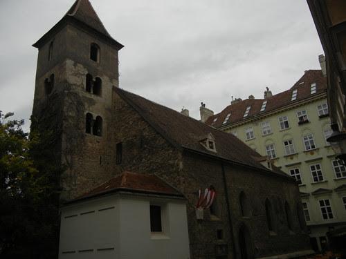 DSCN1830 _ Ruprechtkirche, Wien, 7 October