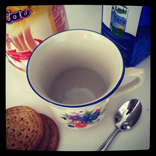 Desayuno #12horas12fotos