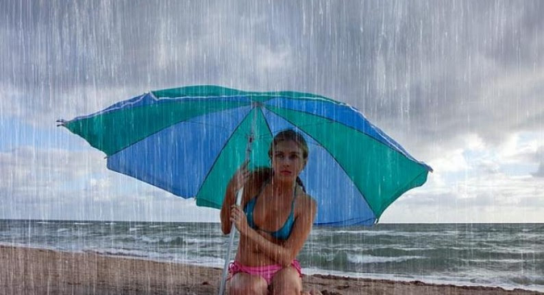 Ηλεία: Βροχερό διήμερο με ισχυρούς ανέμους