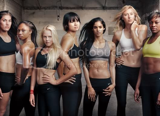Nike Make Yourself Girl Power Campaign