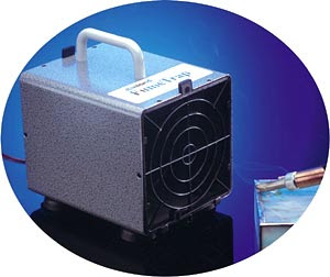 Inland Portable Fume Trap - International Voltage