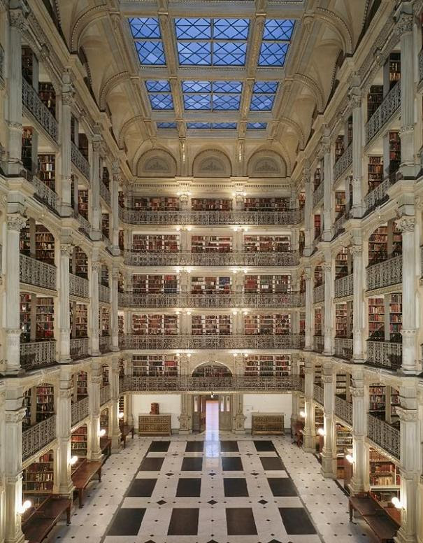 george-peabody-library-baltimore-maryland