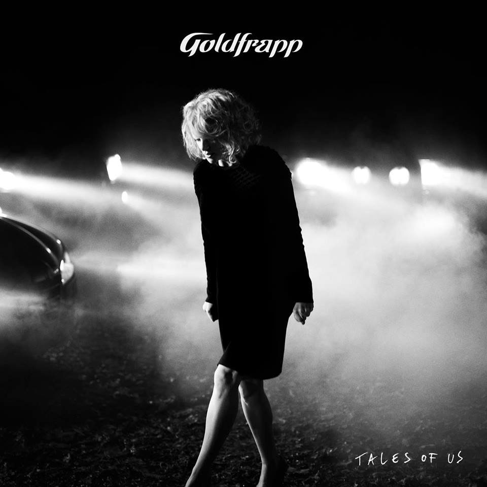 Goldfrapp: Tales of us - la portada del disco