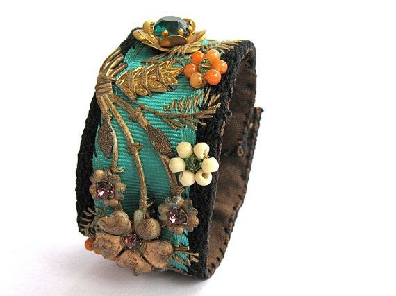 Beautiful Handmade Cuff.