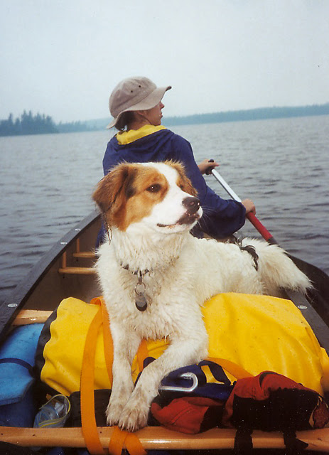 First or Second Overnight Paddling Trip (2000)