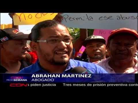 EN VIDEO: Residentes del sector Freddy Beras Goico, de Los Alcarrizos, denuncian amenaza de desalojo