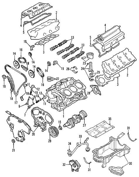 2004 Nissan Quest Parts