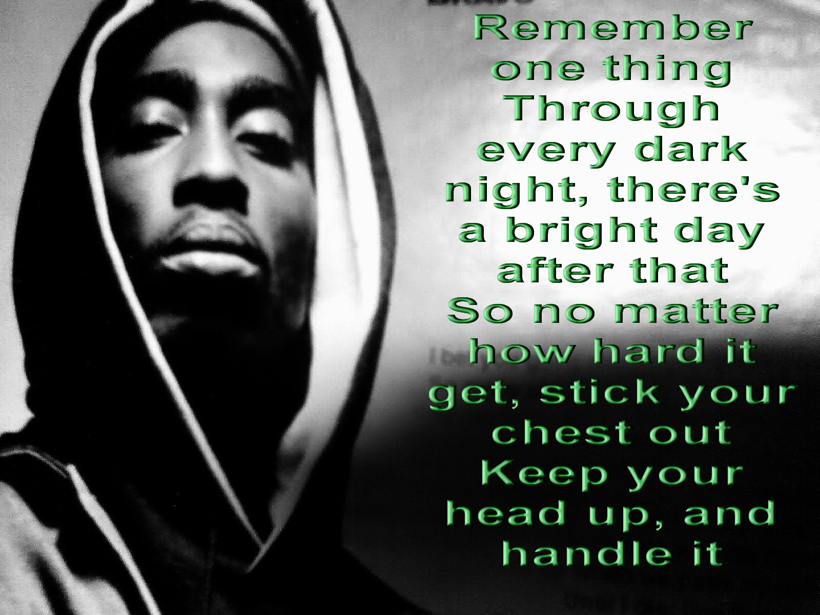 Tupac Shakur Images Pacs Message Hd Wallpaper And Background Photos