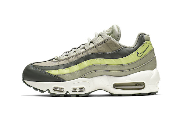 timeless design ccc08 b7d21 Nike s Latest Air Max 95 Is Dropping Soon With Hits of