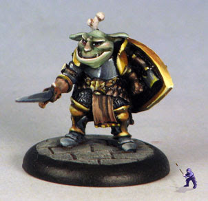 Gobber Man at Arms/Duelist