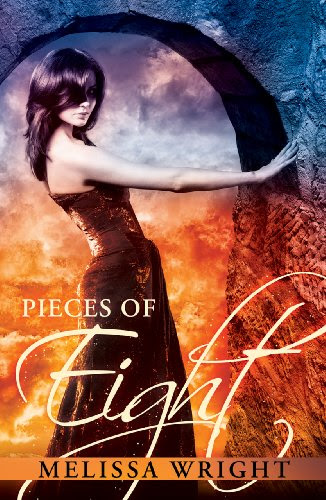 The Frey Saga Book II: Pieces of Eight by Melissa Wright