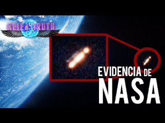 NASA captó un OVNI cerca de nuestro Mundo | Alien Truth