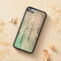 Dream Catcher Carved® Maple iPhone 6 Bumper Case