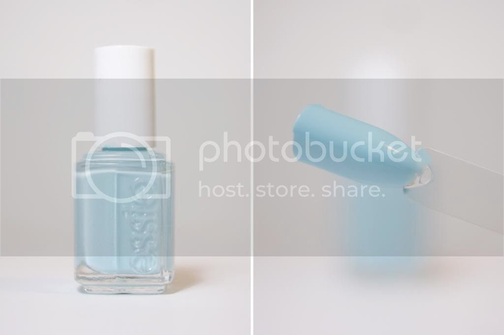 Spring Nail Polish Picks 2014 Essie Mint Candy Apple Swatch